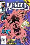 Avengers #265 Comic Books - Covers, Scans, Photos  in Avengers Comic Books - Covers, Scans, Gallery