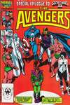 Avengers #266 comic books - cover scans photos Avengers #266 comic books - covers, picture gallery