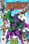 Avengers #267 comic books - cover scans photos Avengers #267 comic books - covers, picture gallery
