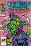 Avengers #269 comic books - cover scans photos Avengers #269 comic books - covers, picture gallery