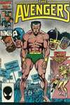 Avengers #270 comic books - cover scans photos Avengers #270 comic books - covers, picture gallery