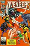Avengers #271 comic books - cover scans photos Avengers #271 comic books - covers, picture gallery