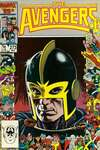 Avengers #273 comic books - cover scans photos Avengers #273 comic books - covers, picture gallery