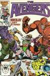 Avengers #274 comic books - cover scans photos Avengers #274 comic books - covers, picture gallery
