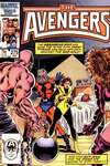 Avengers #275 comic books - cover scans photos Avengers #275 comic books - covers, picture gallery