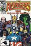 Avengers #279 comic books - cover scans photos Avengers #279 comic books - covers, picture gallery