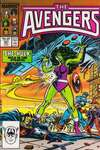 Avengers #281 comic books - cover scans photos Avengers #281 comic books - covers, picture gallery