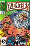 Avengers #282 comic books - cover scans photos Avengers #282 comic books - covers, picture gallery
