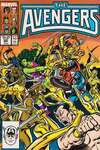 Avengers #283 comic books - cover scans photos Avengers #283 comic books - covers, picture gallery