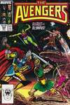 Avengers #284 comic books - cover scans photos Avengers #284 comic books - covers, picture gallery