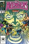 Avengers #285 comic books - cover scans photos Avengers #285 comic books - covers, picture gallery