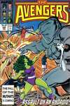 Avengers #286 comic books - cover scans photos Avengers #286 comic books - covers, picture gallery