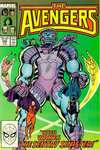 Avengers #288 comic books - cover scans photos Avengers #288 comic books - covers, picture gallery