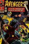 Avengers #29 Comic Books - Covers, Scans, Photos  in Avengers Comic Books - Covers, Scans, Gallery