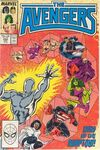 Avengers #290 comic books - cover scans photos Avengers #290 comic books - covers, picture gallery