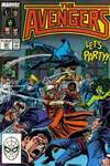 Avengers #291 comic books - cover scans photos Avengers #291 comic books - covers, picture gallery