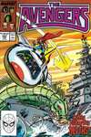 Avengers #292 comic books - cover scans photos Avengers #292 comic books - covers, picture gallery