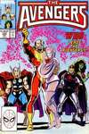Avengers #294 comic books - cover scans photos Avengers #294 comic books - covers, picture gallery
