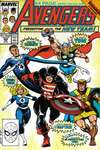 Avengers #300 comic books - cover scans photos Avengers #300 comic books - covers, picture gallery