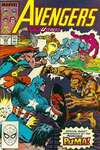 Avengers #304 comic books - cover scans photos Avengers #304 comic books - covers, picture gallery
