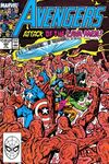 Avengers #305 comic books - cover scans photos Avengers #305 comic books - covers, picture gallery