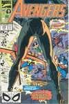 Avengers #315 comic books - cover scans photos Avengers #315 comic books - covers, picture gallery