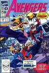 Avengers #316 comic books - cover scans photos Avengers #316 comic books - covers, picture gallery