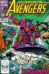 Avengers #320 comic books - cover scans photos Avengers #320 comic books - covers, picture gallery
