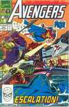 Avengers #322 Comic Books - Covers, Scans, Photos  in Avengers Comic Books - Covers, Scans, Gallery