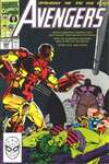 Avengers #326 comic books - cover scans photos Avengers #326 comic books - covers, picture gallery