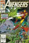 Avengers #327 comic books - cover scans photos Avengers #327 comic books - covers, picture gallery
