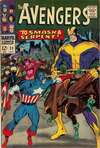 Avengers #33 comic books - cover scans photos Avengers #33 comic books - covers, picture gallery