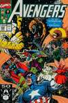 Avengers #330 comic books - cover scans photos Avengers #330 comic books - covers, picture gallery