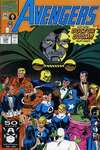 Avengers #332 comic books - cover scans photos Avengers #332 comic books - covers, picture gallery
