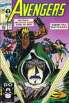 Avengers #333 Comic Books - Covers, Scans, Photos  in Avengers Comic Books - Covers, Scans, Gallery
