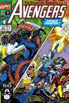 Avengers #336 comic books - cover scans photos Avengers #336 comic books - covers, picture gallery
