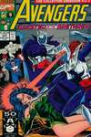 Avengers #337 Comic Books - Covers, Scans, Photos  in Avengers Comic Books - Covers, Scans, Gallery