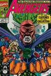 Avengers #339 comic books - cover scans photos Avengers #339 comic books - covers, picture gallery
