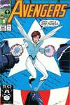Avengers #340 comic books - cover scans photos Avengers #340 comic books - covers, picture gallery