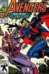 Avengers #344 Comic Books - Covers, Scans, Photos  in Avengers Comic Books - Covers, Scans, Gallery