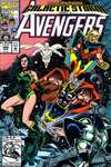 Avengers #345 comic books - cover scans photos Avengers #345 comic books - covers, picture gallery