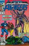 Avengers #346 comic books - cover scans photos Avengers #346 comic books - covers, picture gallery