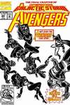 Avengers #347 comic books - cover scans photos Avengers #347 comic books - covers, picture gallery