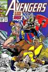 Avengers #349 cheap bargain discounted comic books Avengers #349 comic books