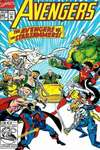 Avengers #350 Comic Books - Covers, Scans, Photos  in Avengers Comic Books - Covers, Scans, Gallery