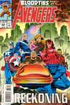 Avengers #368 comic books - cover scans photos Avengers #368 comic books - covers, picture gallery