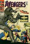 Avengers #37 comic books - cover scans photos Avengers #37 comic books - covers, picture gallery