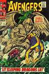Avengers #41 Comic Books - Covers, Scans, Photos  in Avengers Comic Books - Covers, Scans, Gallery