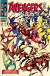 Avengers #44 comic books - cover scans photos Avengers #44 comic books - covers, picture gallery