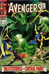 Avengers #45 Comic Books - Covers, Scans, Photos  in Avengers Comic Books - Covers, Scans, Gallery